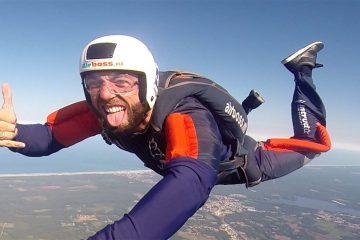 Skydiven Nederland