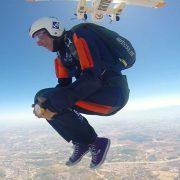 Leren skydiven Spanje