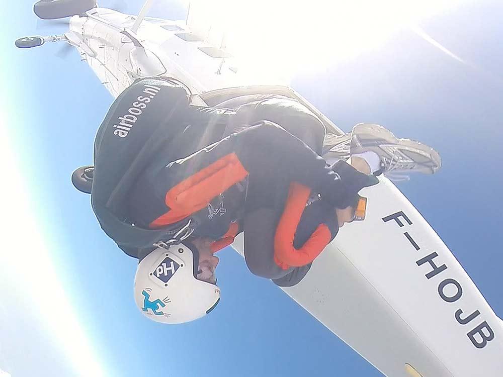 Leren skydiven