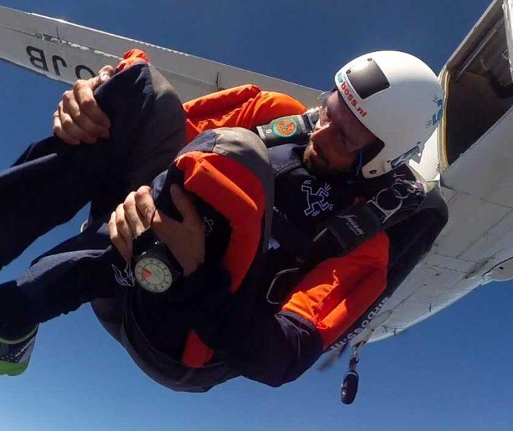 Leer skydiven