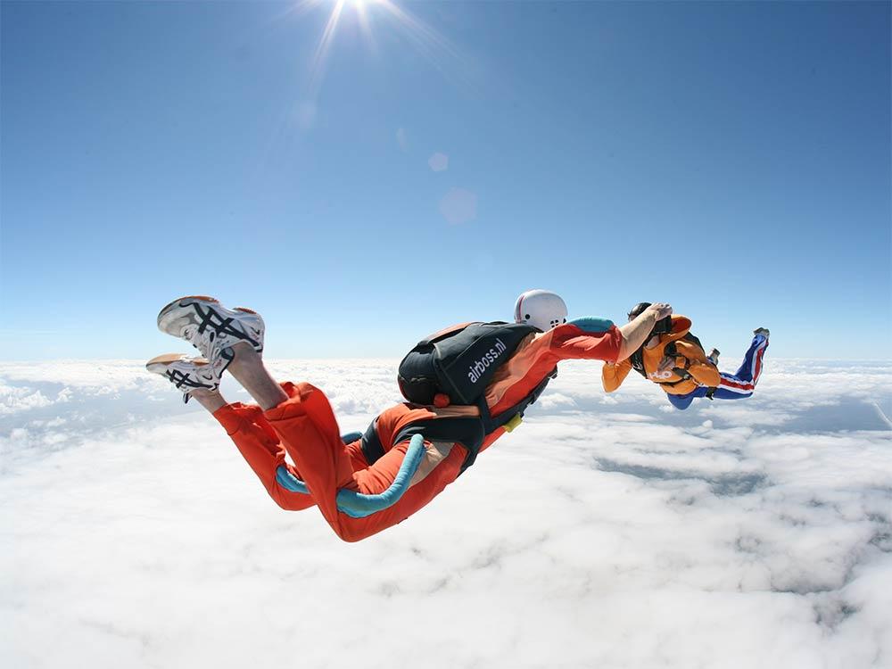 Cursus skydiven