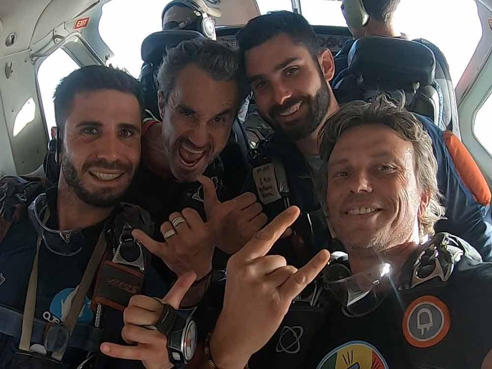 Skydive cursus