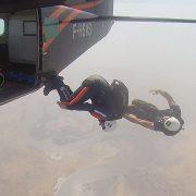 Skydiven leren
